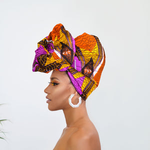Misara Headwrap - Head Wraps