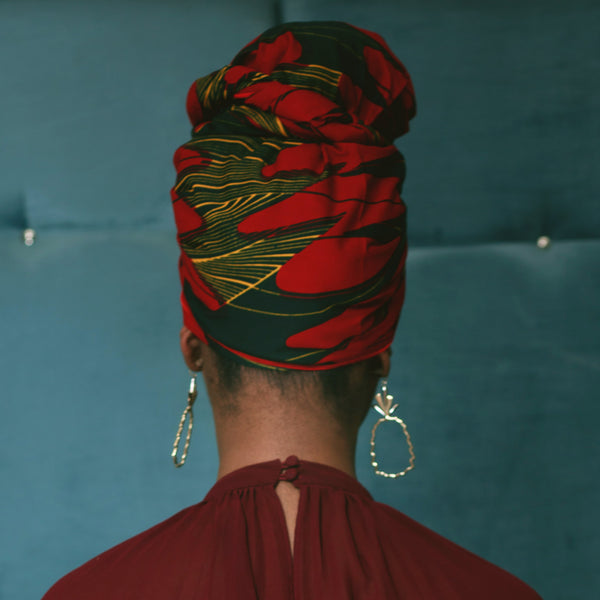 Ndinga Headwrap - Head Wraps