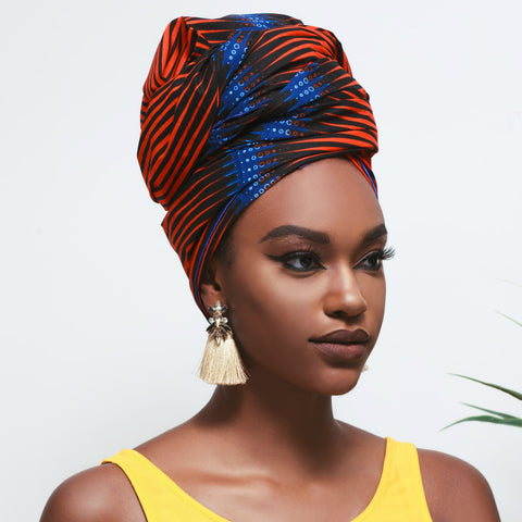 Neithikret Headwrap - Head Wraps