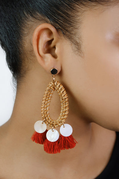 Ochi Earrings