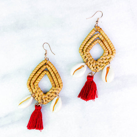 Oku Earrings