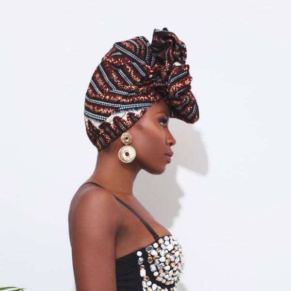 Onika Headwrap - Head Wraps