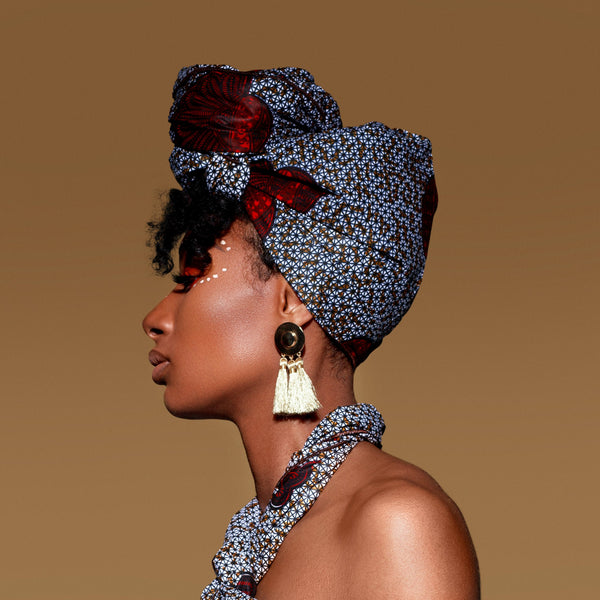 Penda Silk Lined Headwrap