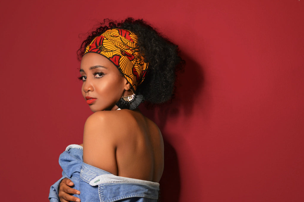Qamata Shortie - Headwraps