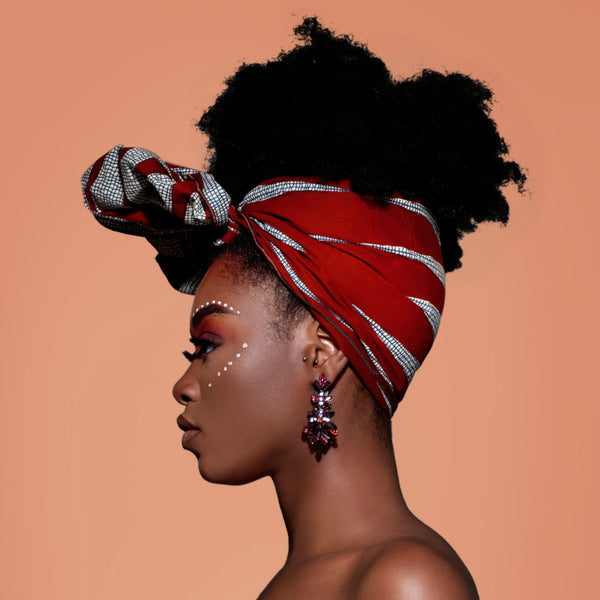 Shango Silk Lined Headwrap