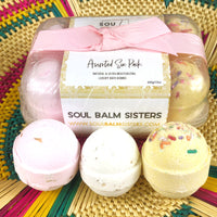 The Sweet Spot Set - Bath Bombs