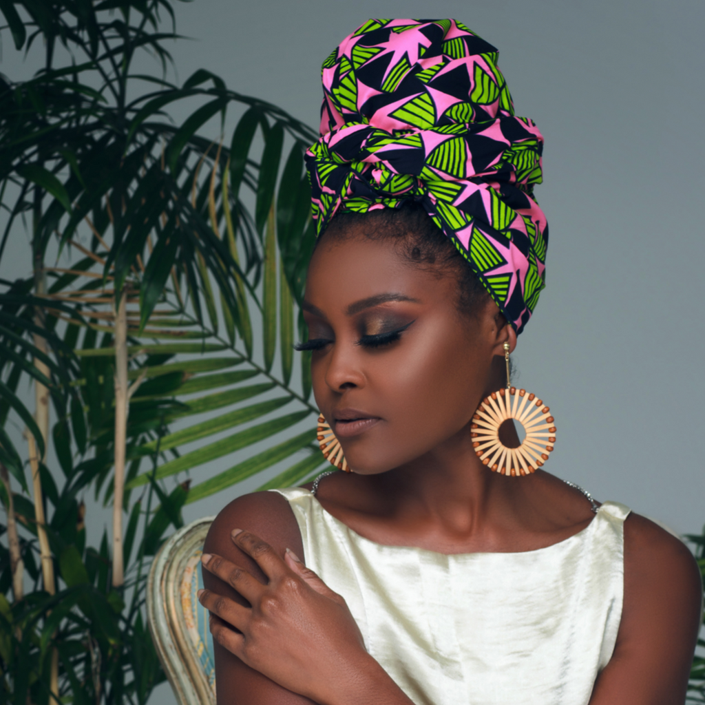 Tia Headwrap - Head Wraps