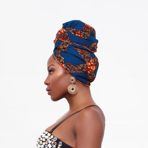 Tinuke Headwrap - Head Wraps