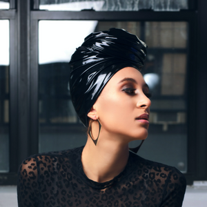 [PREORDER] Venus Patent Leather headwrap