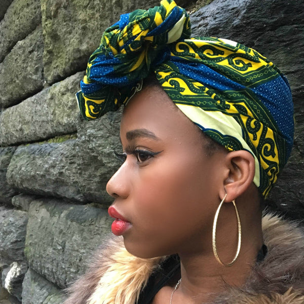 Boss Lady Headwrap - Head Wraps - Headwraps