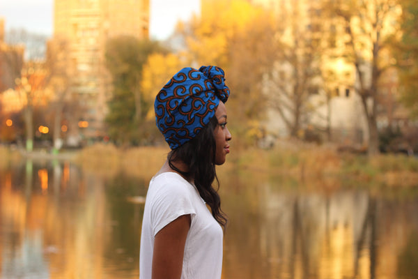 Nzinga Headwrap - Head Wraps - Headwraps
