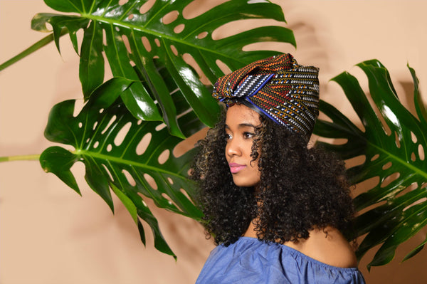 Chinyere Shortie - Headwraps