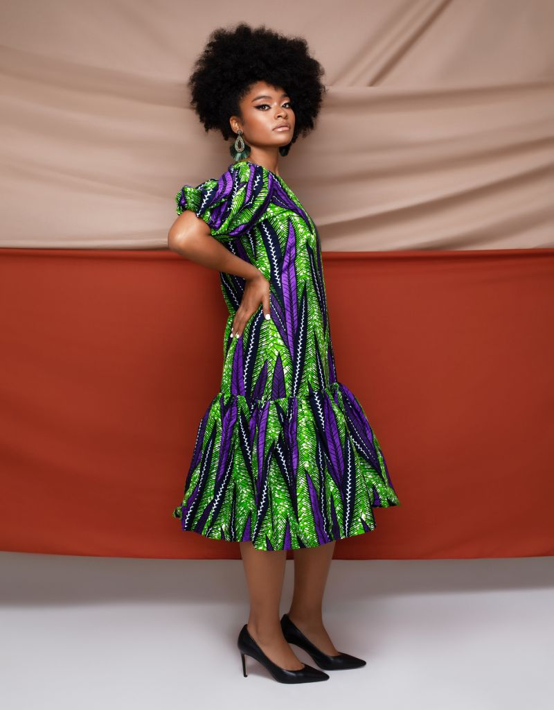 Cynara Brunch Dress