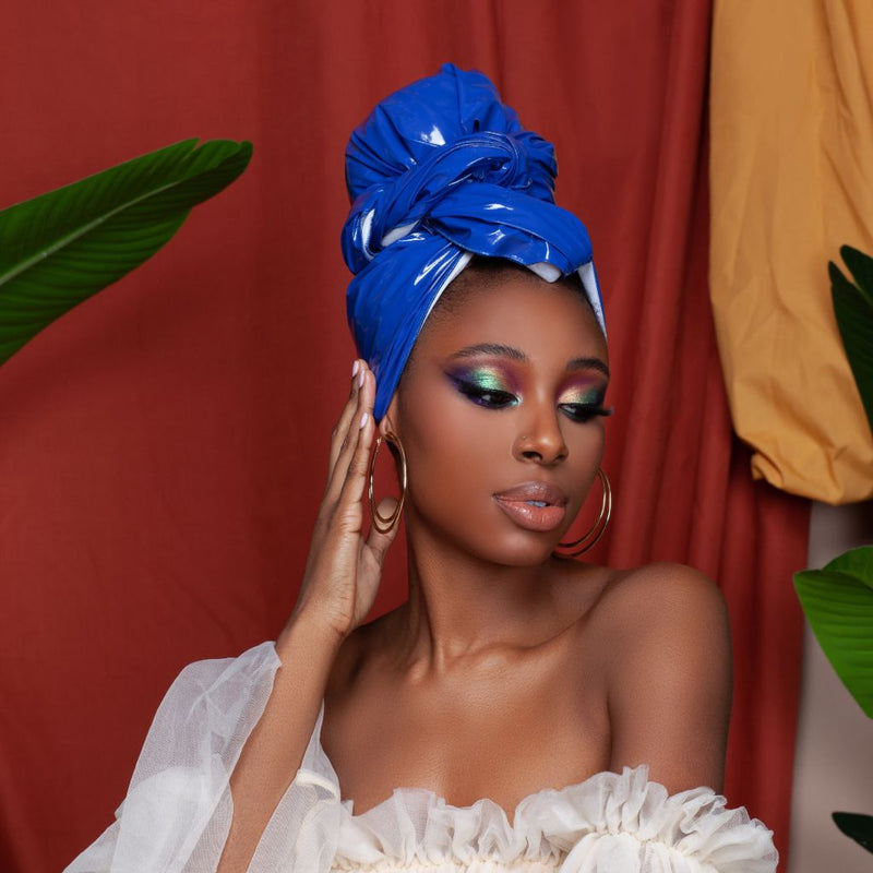 Kogi Patent Leather Headwrap
