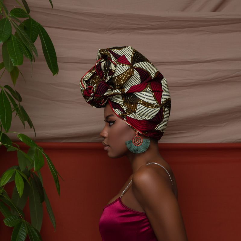 Naeema Headwrap - Head Wraps
