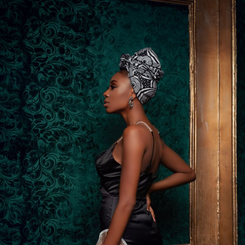 Nicelle Headwrap - Headwraps