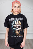 Iron Maiden Book Of Souls T-Shirt Unisex T-Shirt