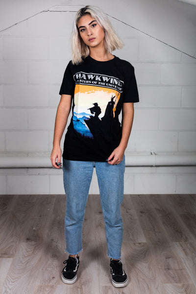 Hawkwind Masters Of The Universe  Unisex T-Shirt