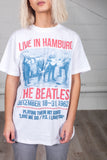 The Beatles Live In Hamburg Unisex T-Shirt