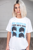 The Beatles Hard Days Night Unisex T-Shirt
