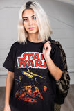 Star Wars Xwing Gradient Unisex T-Shirt