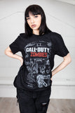 Call Of Duty Black Ops 3 Mob Of The Dead Unisex T-Shirt