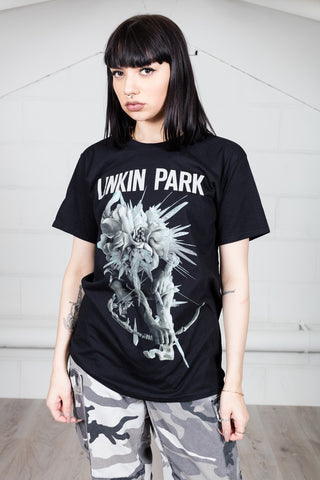 Linkin Park Bow The Hunting Party Unisex T-Shirt