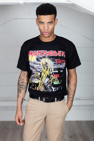 Iron Maiden Killers Cover Unisex T-Shirt