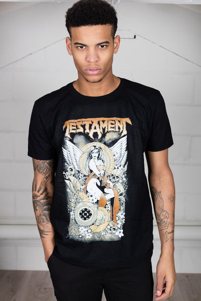 Testament Maiden Unisex T-Shirt