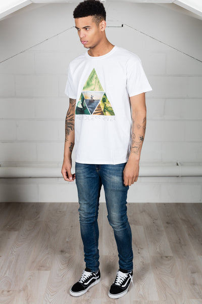 Pink Floyd Triangle Photos Unisex T-Shirt