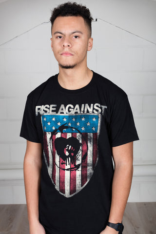 Rise Against Shield Unisex T-Shirt