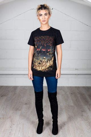 Cannibal Corpse Skeletal Domain 1 Unisex T-Shirt