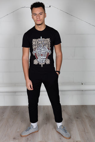 Memphis May Fire Coffin Unisex T-Shirt
