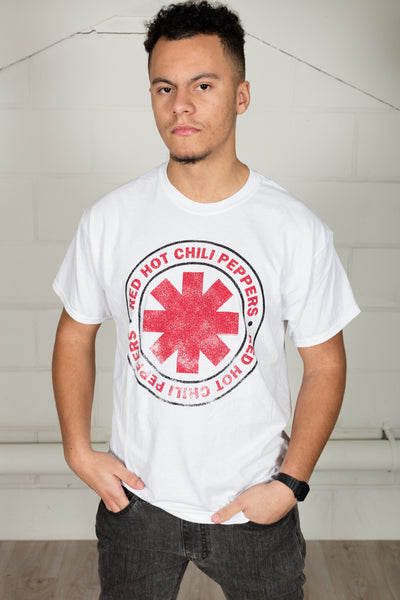 Red Hot Chili Peppers Vintage Distressed Unisex T-Shirt