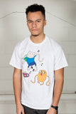Adventure Time Radio Unisex T-Shirt