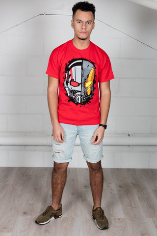 Marvel Ant-Man Face Unisex T-Shirt