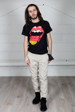 Rolling Stones Germany Tongue Unisex T-Shirt