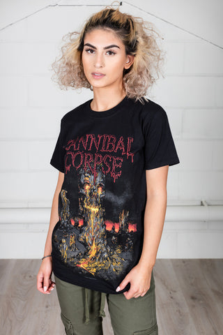 Cannibal Corpse Skeletal Domain 3 Unisex T-Shirt