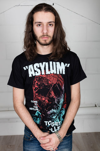 Plan 9 Come To The Asylum Unisex T-Shirt