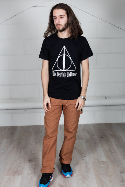 Harry Potter The Deathly Hallows Unisex T-Shirt