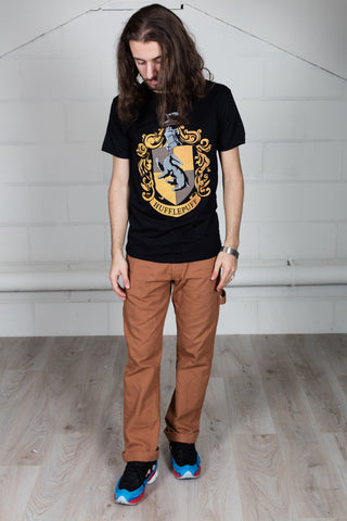 Harry Potter Hufflepuff Logo Unisex T-Shirt