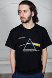 Pink Floyd Dark Side Of The Moon Courier Unisex T-Shirt