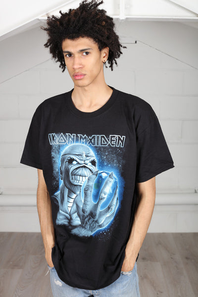 Iron Maiden A Different World Unisex T-Shirt