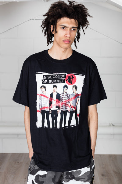 5 Seconds Of Summer 5SOS Album Cover 1' Unisex T-Shirt