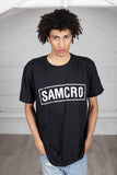Sons Of Anarchy Samcro Banner Unisex T-Shirt