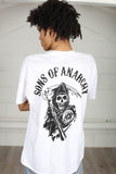 Sons Of Anarchy Reaper Crew Unisex T-Shirt