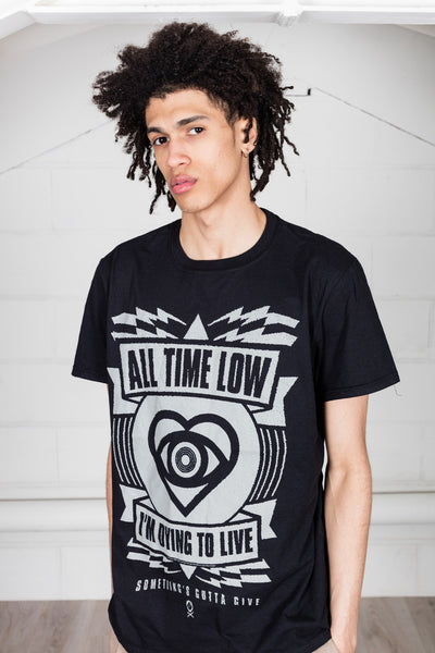 All Time Low Hypno Unisex T-Shirt