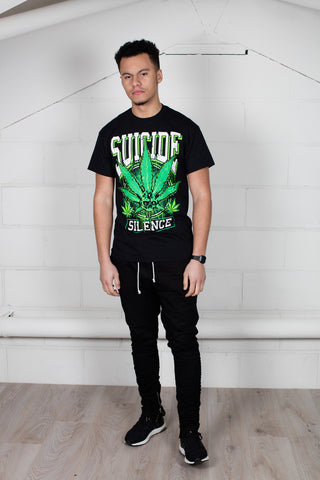 Suicide Silence Leaves Of Three Unisex T-Shirt