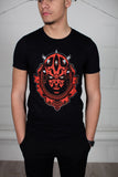 Star Wars Darth Maul Framed Unisex T-Shirt