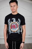 Slayer Silver Eagle Unisex T-Shirt